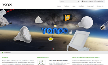 Ranpo Lighting Technology Co., Ltd